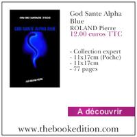 Le livre God Sante Alpha Blue