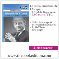 Le livre La Recolonisation de l'Afrique