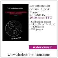 Le livre Les enfantés du démon Dupe & Berne