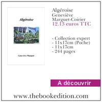 Le livre Algéroise