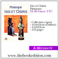 Le livre Isis et Osiris