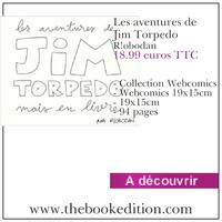 Le livre Les aventures de Jim Torpedo