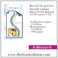 Le livre Recueil de poésies - Second volume