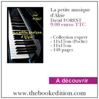 Le livre La petite musique d\'Alzie