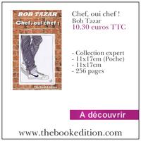 Le livre Chef, oui chef !