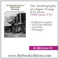 Le livre The Autobiography of a Super-Tramp
