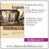 Le livre Englsih Reading Log