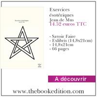 Le livre Travaux ésotériques