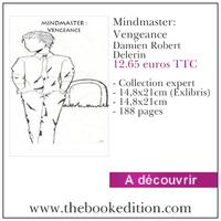 Le livre Mindmaster: Vengeance