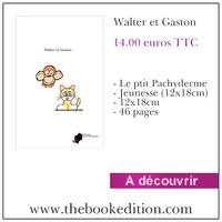 Le livre Walter et Gaston