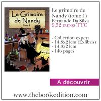 Le livre Le grimoire de Nandy (tome 1)