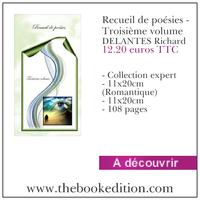 Le livre Recueil de poésies - Troisième volume