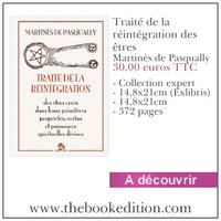 Le livre Traité de la réintégration des êtres
