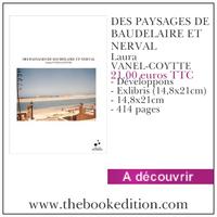 Le livre DES PAYSAGES DE BAUDELAIRE ET NERVAL