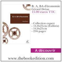 Le livre B. A, BA d\'économie