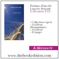 Le livre Poèmes d'un été