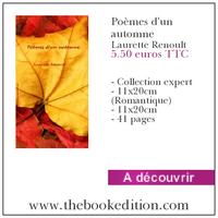 Le livre Poèmes d'un automne