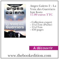 Le livre Anges Gaïens 2 - La Voix des Guerriers