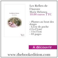 Le livre Les Reflets de l\'Aurore