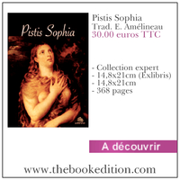 Le livre Pistis Sophia