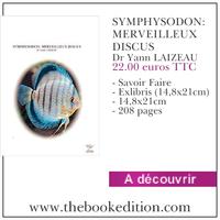 Le livre SYMPHYSODON: MERVEILLEUX DISCUS