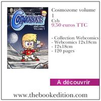 Le livre Cosmozone volume 1