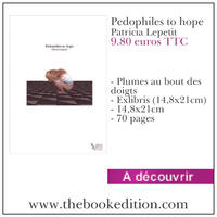 Le livre Pedophiles to hope