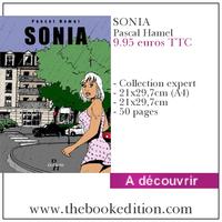 Le livre SONIA