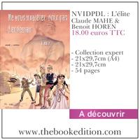 Le livre NVIDPDL : L\'élite