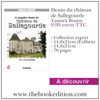 Le livre Destin du château de Sallegourde