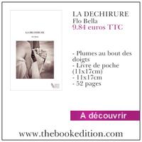 Le livre LA DECHIRURE