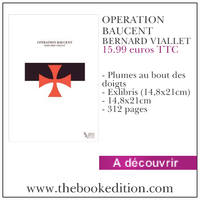 Le livre OPERATION BAUCENT
