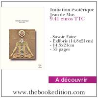 Le livre Initiation ésotérique