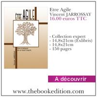 Le livre Etre Agile