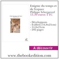 Le livre Enigme du temps et de l\'espace
