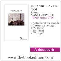 Le livre Istanbul avec toi