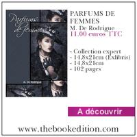 Le livre PARFUMS DE FEMMES