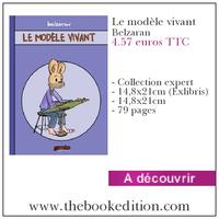 Le livre Le modèle vivant