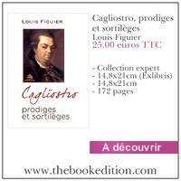 Le livre Cagliostro, prodiges et sortilèges