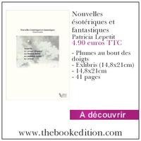 Le livre Nouvelles ésotériques et fantastiques