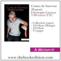 Le livre Contes de Sarerrac (Poucet)