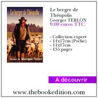 Le livre Le berger de Théopolis