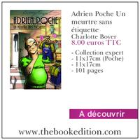 Le livre Adrien Poche Un meurtre sans étiquette