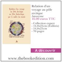 Le livre Relation d'un voyage au pôle arctique