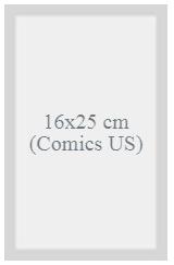 Gabarit technique d'impression de livre au format 16x25