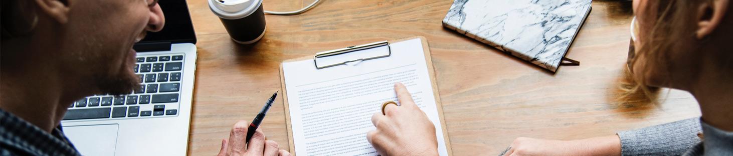 Conseil en communication pour auteur
