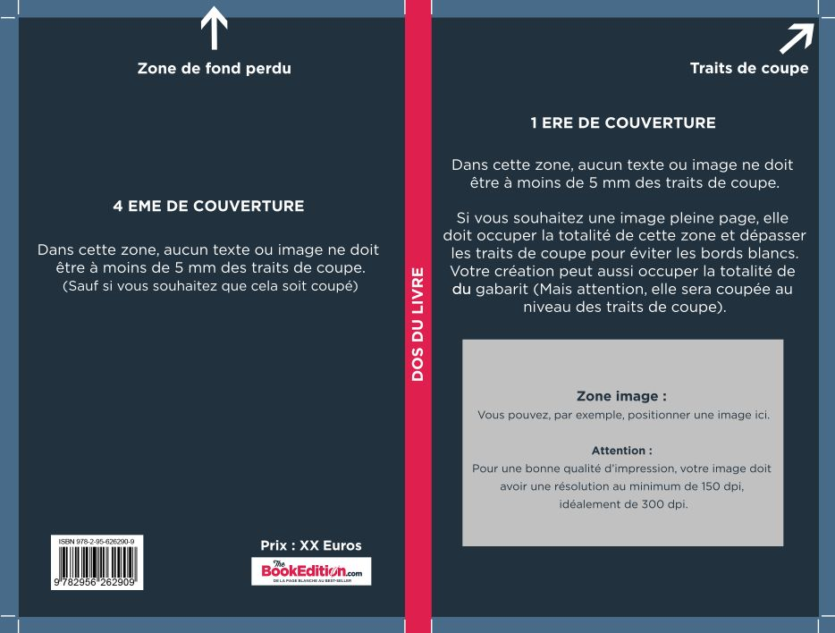Creer Couverture Livre Aide Thebookedition