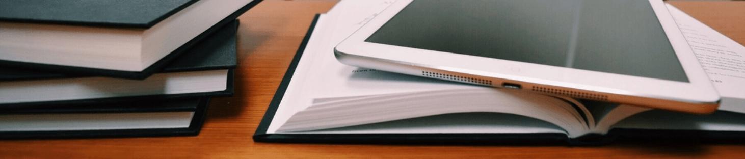 Mentions légales dans un livre
