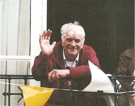 Jean Derot et Margareth Ropers