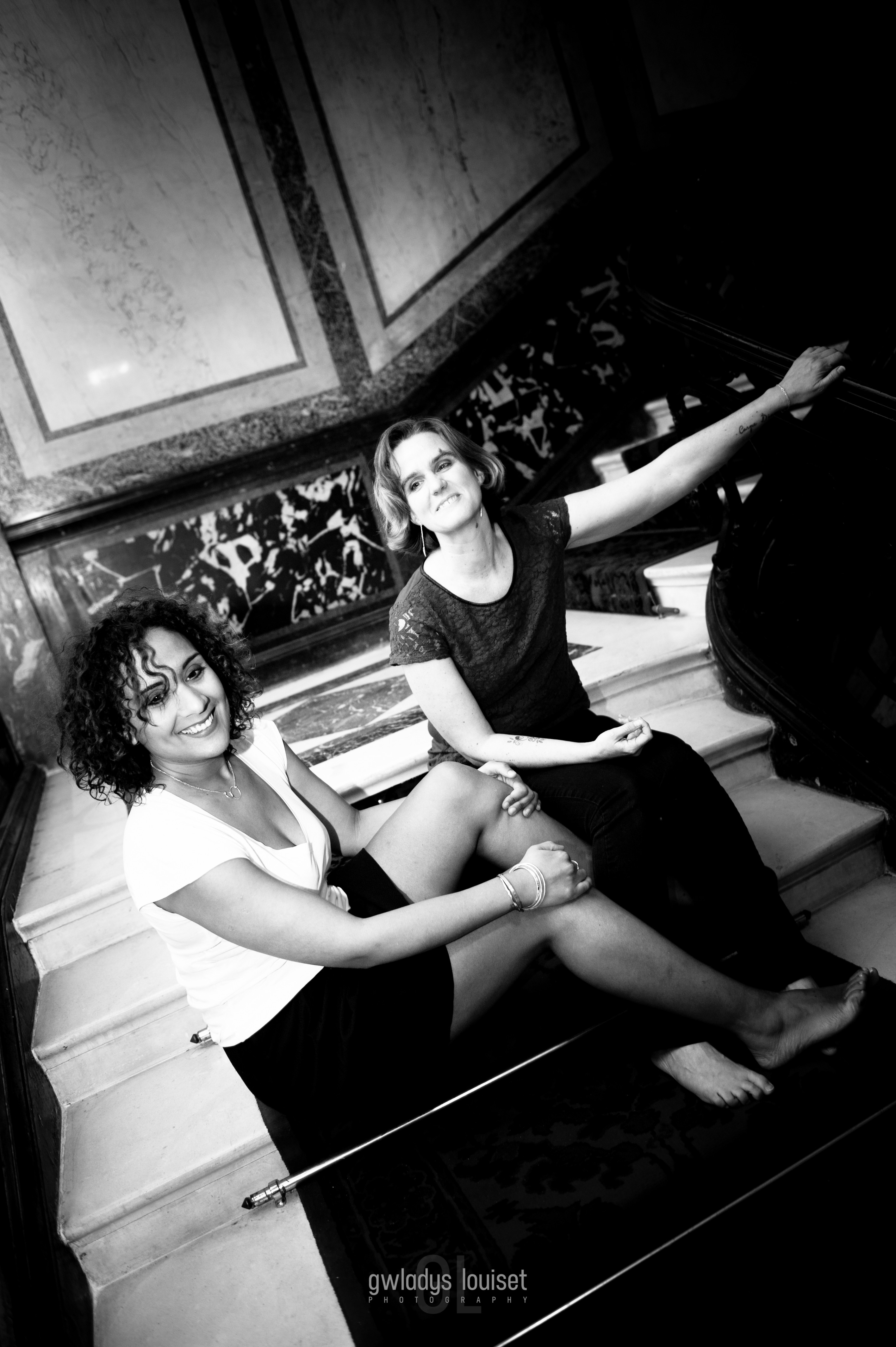 Morgane Sifantus & Céline Boura